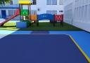 Patio Infantil colegio